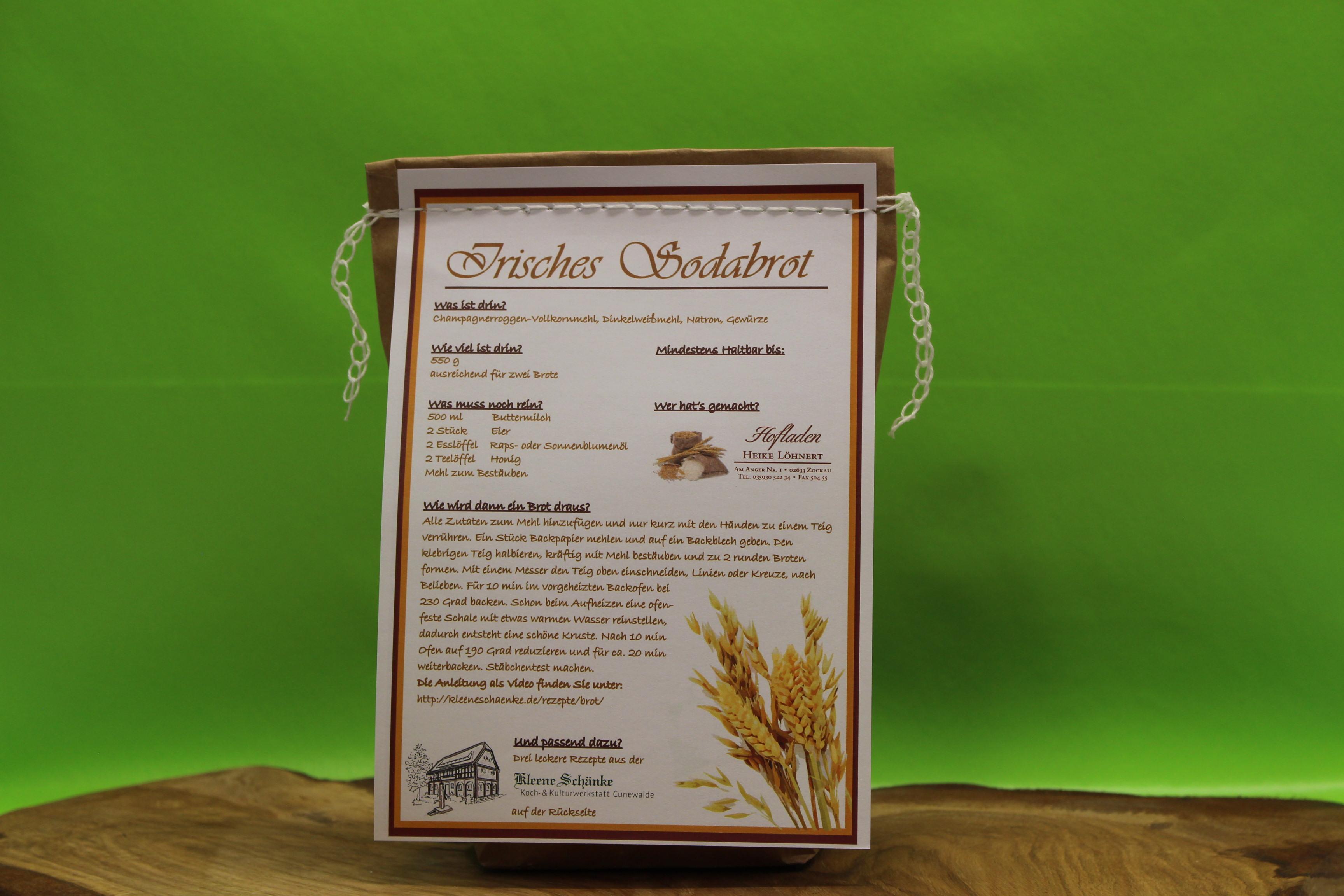 Irisches Sodabrot